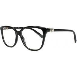 Eyeglasses Swarovski SK 5242 001 Shiny Black