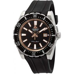 Orient Diver Automatic Black Dial Mens Watch FAC09003B0