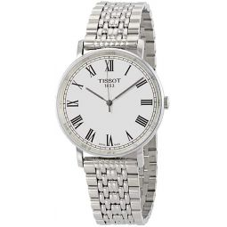 Tissot Everytime Silver Dial Mens Watch T1094101103310