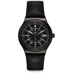 Swatch Irony Automatic Movement Black Dial Unisex Watch YIB400