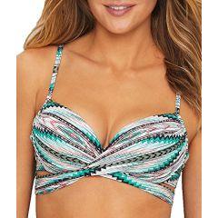 Coco Reef Womens Wrap Bikini Top Swimsuit