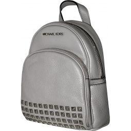Michael Michael Kors Abbey Pearl Grey XSmall Studded Backpack