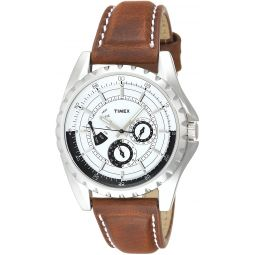 Timex Mens T2M429 Premium Collection Retrograde Chronograph Watch