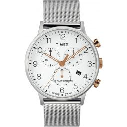 Timex Waterbury Traditional Day Date