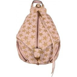 Rebecca Minkoff Convertible Mini Julian Backpack Nude 1 One Size