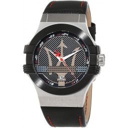 Maserati Mens R8851108001 Potenza Stainless Steel Watch