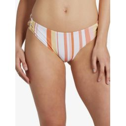 Printed Beach Classics Full Bikini Bottoms