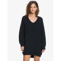 Baby Crush Oversized Sweater Dress