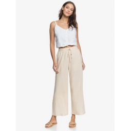 Redondo Beach Cropped Wide Leg Pants