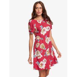 Hello Cilento Short Sleeve Dress