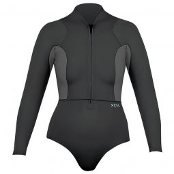 XCEL 1.5/1mm Axis Long Sleeve Front Zip Springsuit - Women's