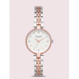 Kate Spade New York Annadale Two-Tone Stainless Steel Watch