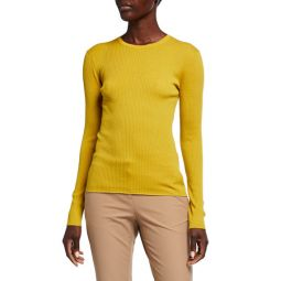 Mirzi Regal Wool Rib Sweater