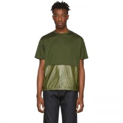 Green Maglia Combo T-Shirt