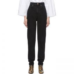 Black Dustin Jeans