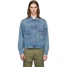 Blue Denim Type 2 Trucker Jacket