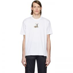 White Deer T-Shirt
