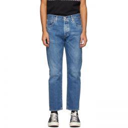 Blue 501 93 Jeans