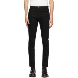 Black 510 Skinny-Fit Flex Jeans