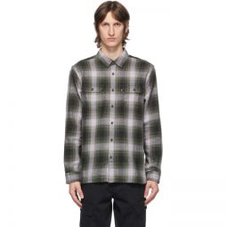 Green Check Jackson Worker Shirt