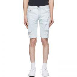 Blue Denim 511 Slim Cut-Off Shorts
