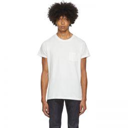 White 1950s Sportswear T-Shirt