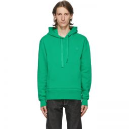 Green Patch Hoodie