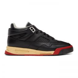 Black DDSTCK Sneakers