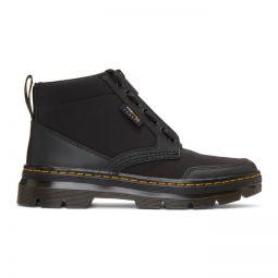 Black Bonny Tech Jungle Boots