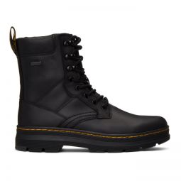 Black Iowa Boots