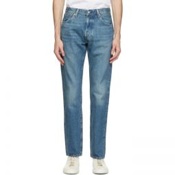 Blue 501 93 Straight Jeans