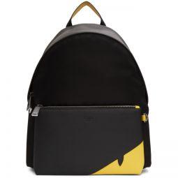 Black Bag Bugs Mono Eye Backpack
