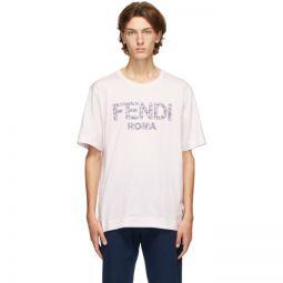 Pink Roma T-Shirt