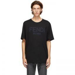 Black Roma T-Shirt