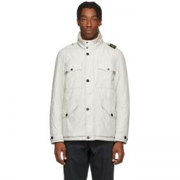Off-White Naslan Multi-Pocket Coat