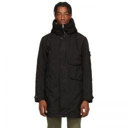 Black David-TC Coat