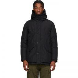 Black Down Naslan Light Watro Jacket