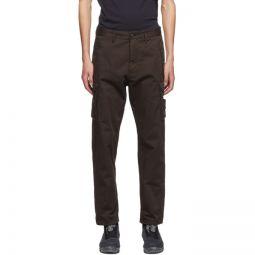 Brown Ghost Cargo Pants