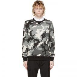 Grey Camo Umlt-Willy Sweatshirt