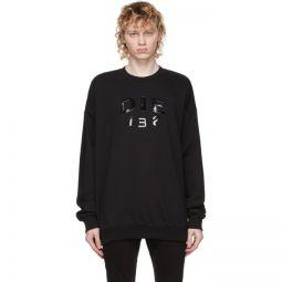 Black S-Mart-A90 Sweatshirt