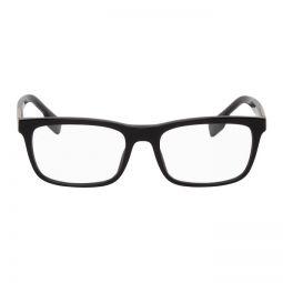 Black Acetate Rectangular Glasses