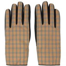Beige Deerskin Gabriel Gloves