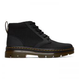 Black Bonny Poly Boots