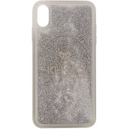 Kenzo Silver Tiger iPhone X+ Case