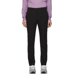 Tibi SSENSE Exclusive Black Anson Trousers