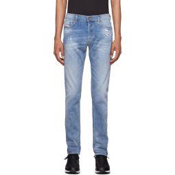 Diesel Blue Tepphar-X Jeans