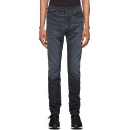 Diesel Blue D-Reeft-NE Jogg Jeans