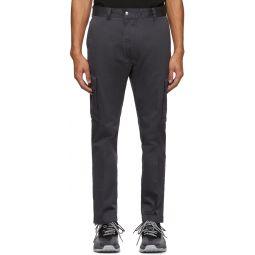 Diesel Grey P-Jared Cargo Pants