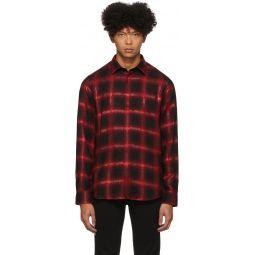 Diesel Black & Red Marlene-C Shirt