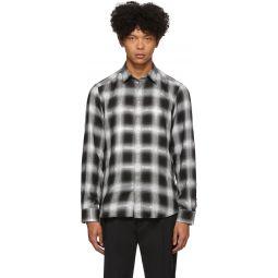 Diesel Black & White Marlene-C Shirt